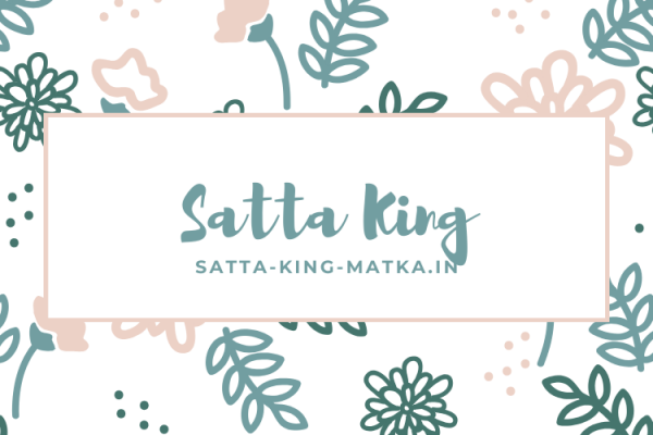 Satta King – Official Website