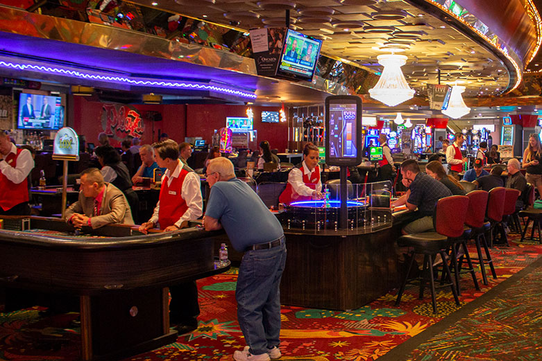 What Gamings Are Used At NJ Online Casinos?