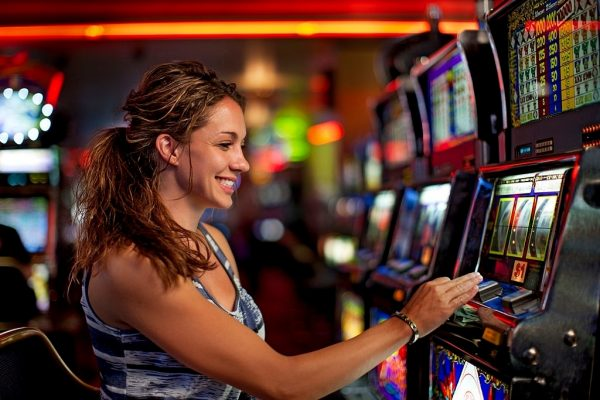 Casino Doesn't Must Be Arduous Read These ennead Methods Get A Head Start